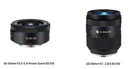 16-50mm F3.5-5.6 Power Zoom ED OIS lens B 1