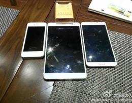 Huawei MediaPad X1 leaks