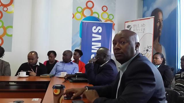 Robert Ngeru - Samsung