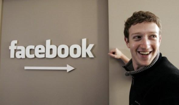 Facebook co-founder Mark Zuckerberg