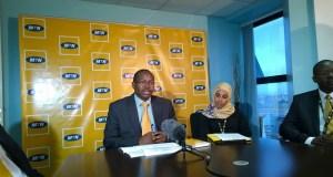 Tom Omariba, MTN Business Kenya MD