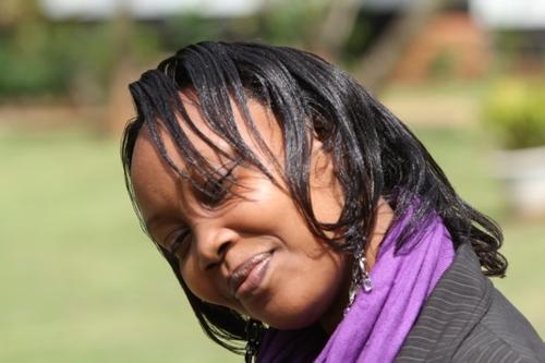 Josephine Mwangi, Communications Manager at the Nailab