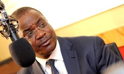 Nairobi County Governor, Dr. Evans Kidero
