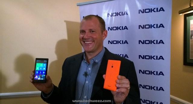 Nokia XL Nairobi
