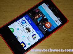 Nokia X Store