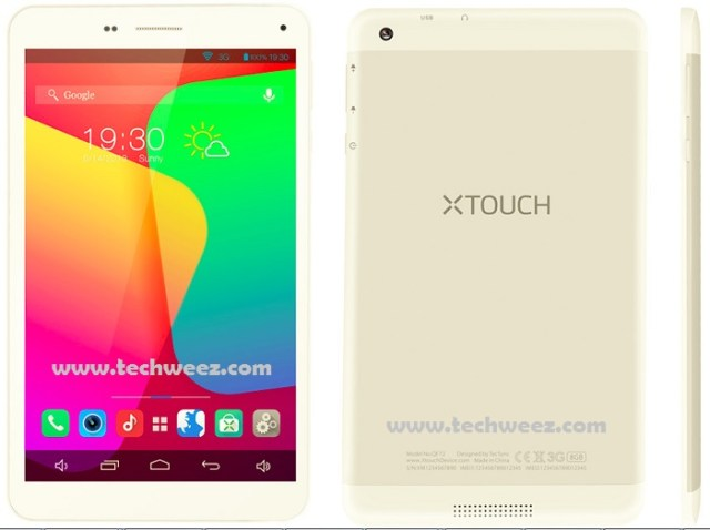 Xtouch QF72