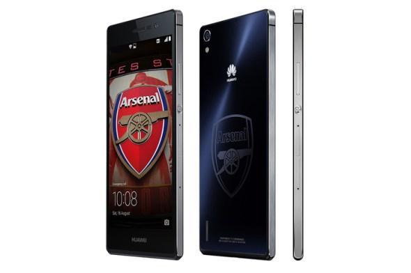Arsenal Huawei Ascend P7 3
