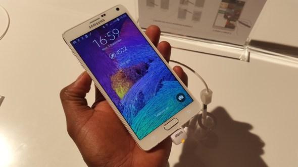 Samsung Galaxy Note 4 Techweez 2