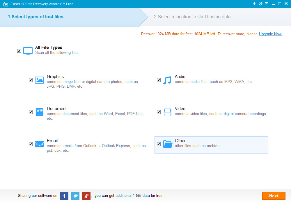 EaseUS Data Recovery Wizard Free – Review