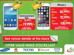 Safaricom Open Day November 2014