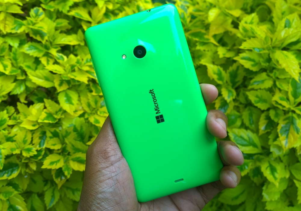 Microsoft Lumia 535 Full Review: The New Standard for