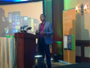 Lumia 535 launch Kingori Gitahi