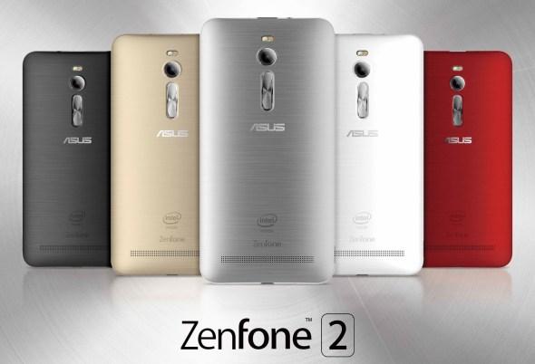 Asus Zenfone back