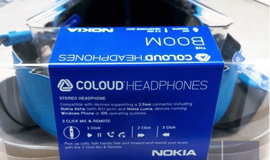 Nokia Coloud Speakers