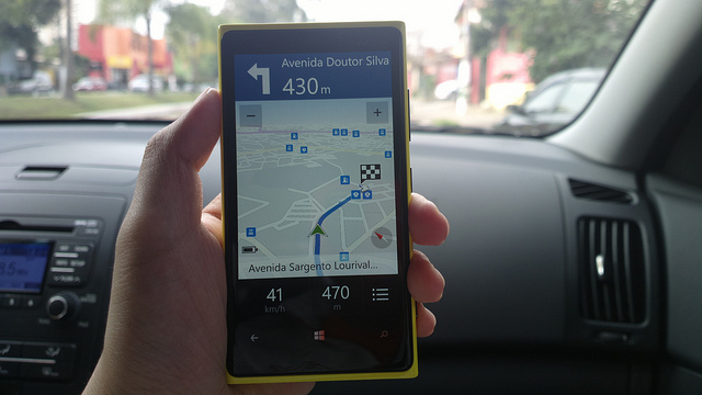 Uber Bids $3 Billion For Nokia's HERE Maps