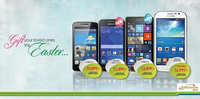 Safaricom Easter Offers