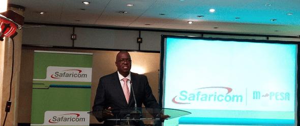 Safaricom Mpesa servers