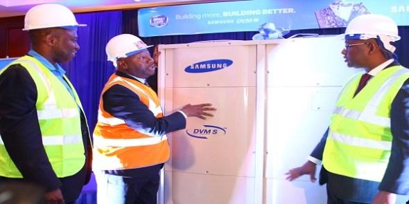 DVMS launch Kenya