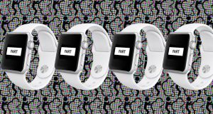 Apple Watch Fart App