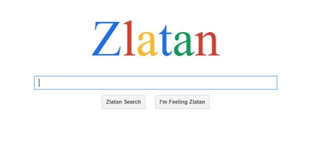 zlatan-google
