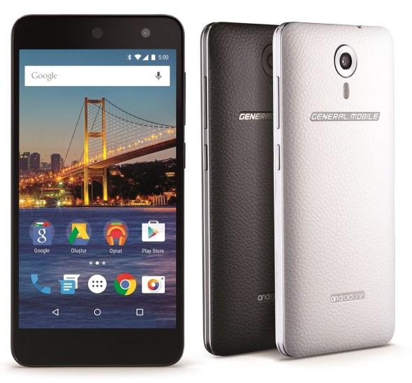 General Mobile Turkey Android One Hero smartphone 1 - Techweez
