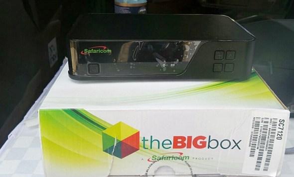 Safaricom Big Box 5