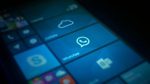 WhatsApp WindowsPhone