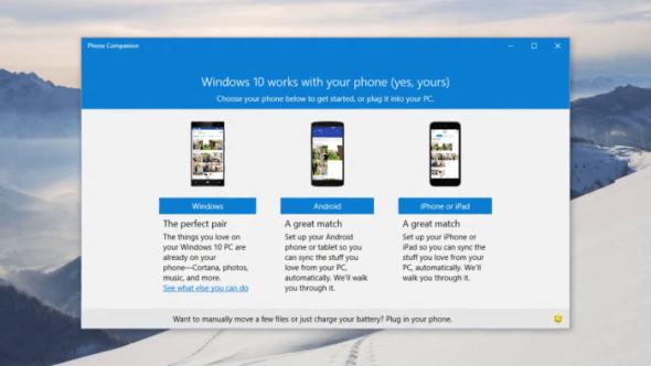 Cortana iOS Android