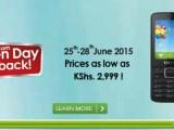 Safaricom Open Day