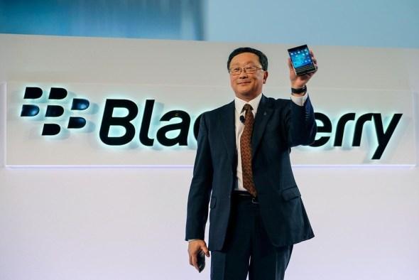 John Chen Blackberry 3