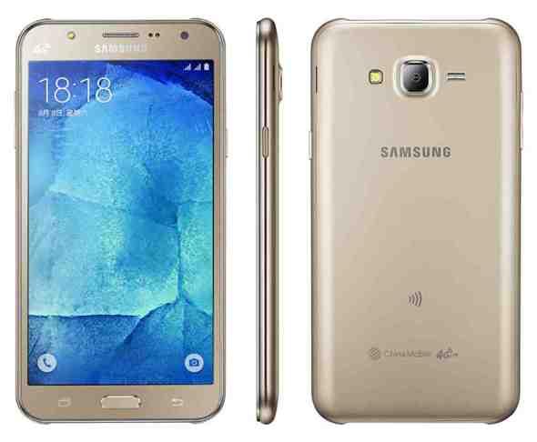 Samsung Galaxy J7 Gold