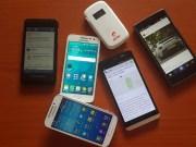smartphone in Kenya