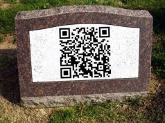 QR Codes on Graves
