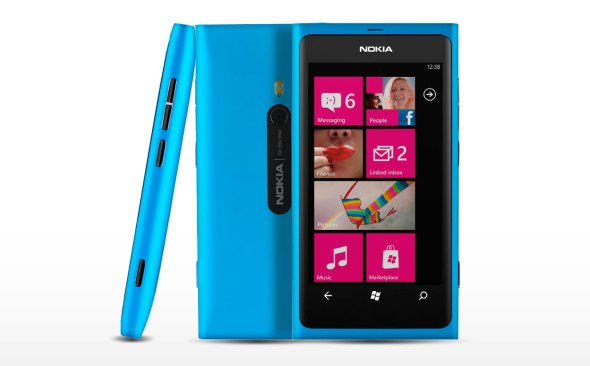 The Nokia Lumia 800 was one of the first Windows Phone devices from Nokia after it made the switch