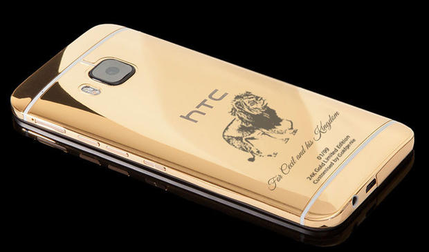 cecil the lion htc one m9 smartphone