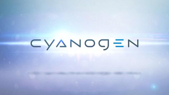 Cyanogen's new logo