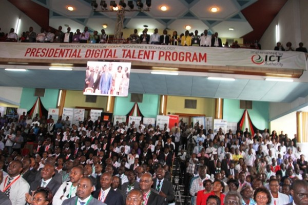 Digital talent programme