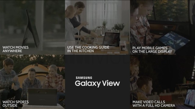 Pretty much the mission statement of the Galaxy View
