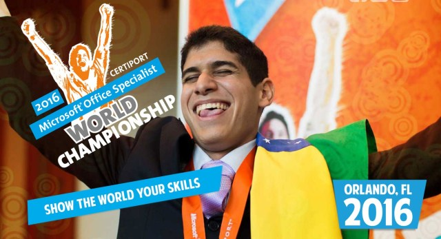 Microsoft Office Specialist World Championships