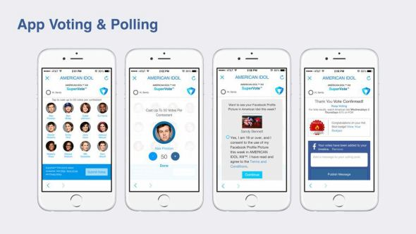facebook ap voting and polling