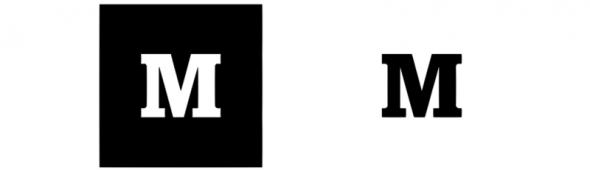 old medium logo