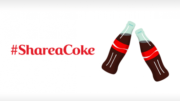share a coke hashflag