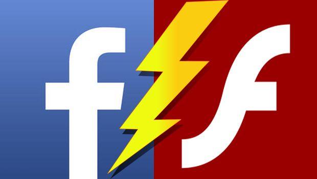 Facebook kills flash