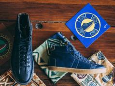 Afro sneakers kickstarter