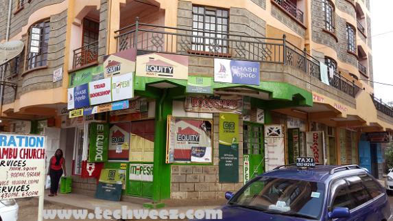 Mpesa-Agency