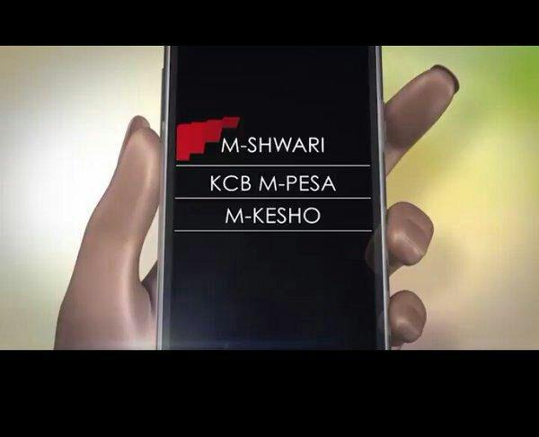 NEW M-Pesa Menu