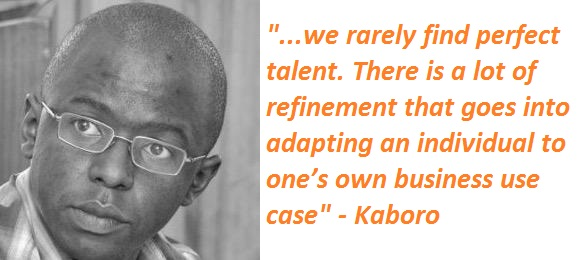 Node Africa Kaboro Quote