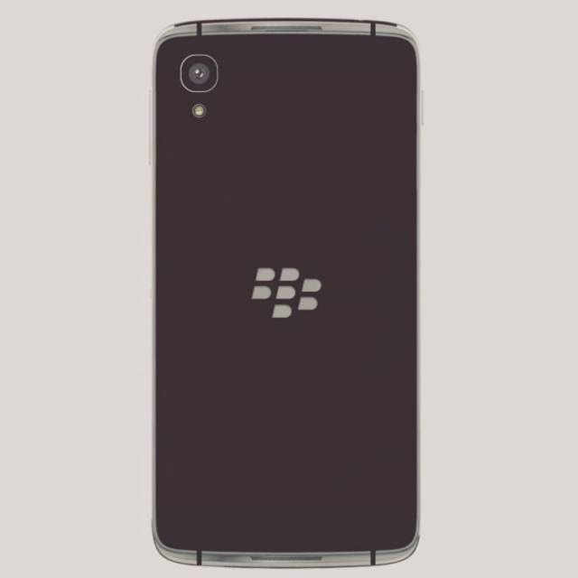 BlackBerry Neon aka Hamburg