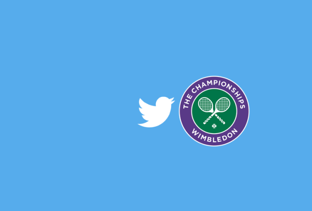 Twitter and Wimbledon