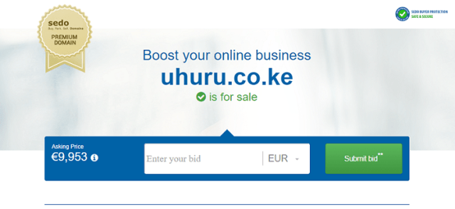 Uhuru Domain